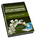 Affiliate Marketing Strategien  - ebook + Landingpage